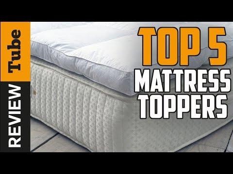 ✅Mattress Topper: Best Mattress Toppers 2018 [Buying Guide]