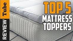 ✅Mattress Topper: Best Mattress Toppers (Buying Guide)