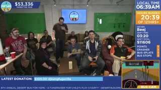 DB8 - RebelliousUno teaches James how to play Jenga and the crew start playing
