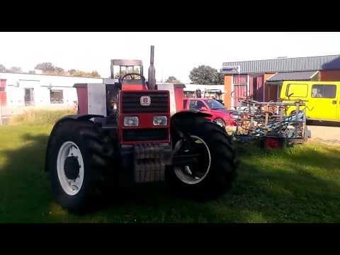 Remote control Fiat 80-90 tractor (Afstandbestuurbare Fiat 80-90 trekker)