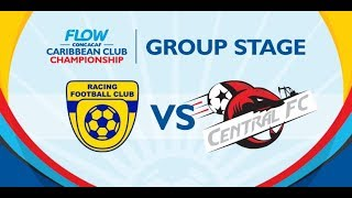 CCC2018: Racing F.C. vs. Central FC