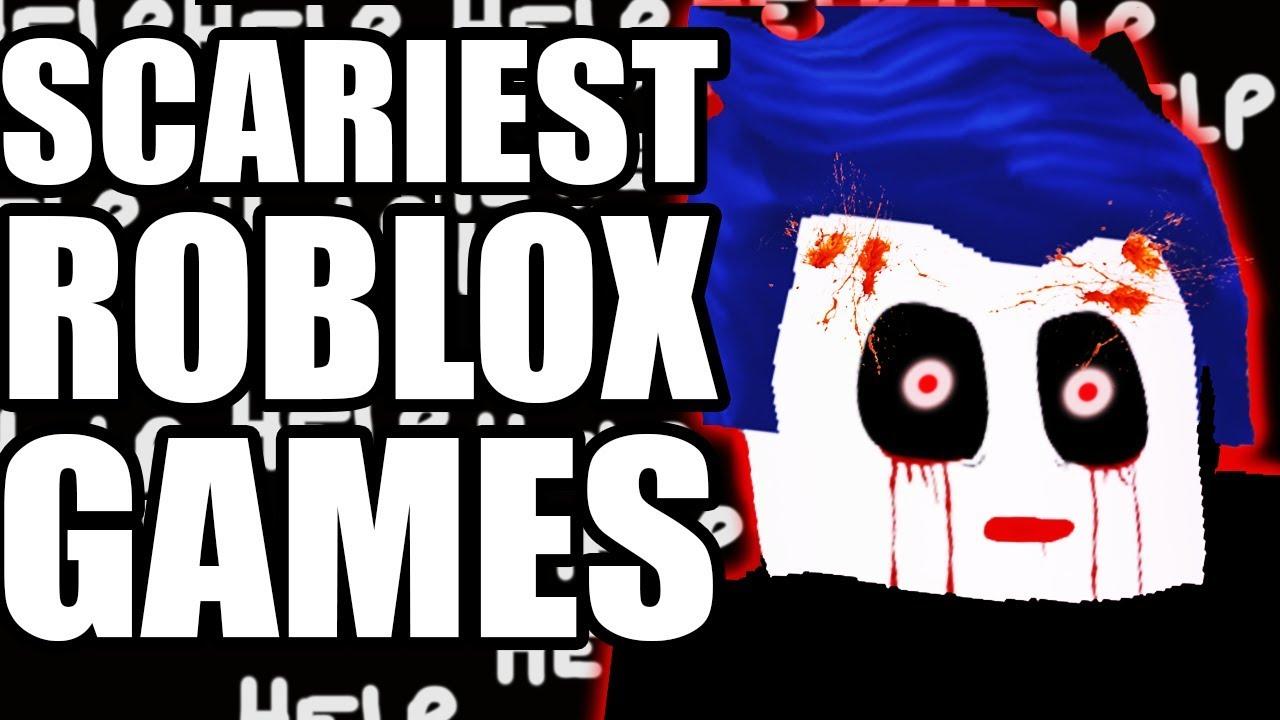 10 Scary Creepy Roblox Games Horror Creepypasta Story Games