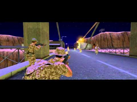 Conflict Desert Storm Gameplay Played on XBox 360 (Xbox 1) [60 FPS]