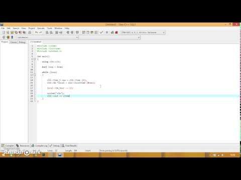 Cara Membuat Aplikasi Game Di C++