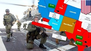 Jade Helm 15: US military launches large-scale drill across seven states - TomoNews