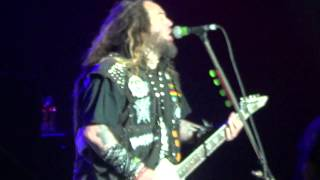 Soulfly - Cannibal Holocaust (live in Minsk - 17.05.14)