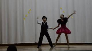 Постановочный детский танец БАЛЬНЫЕ ТАНЦЫ