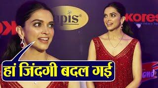 Deepika Padukone ने Ranveer Singh संग शादी के बाद शेयर किया एक्सपीरियंस | Boldsky
