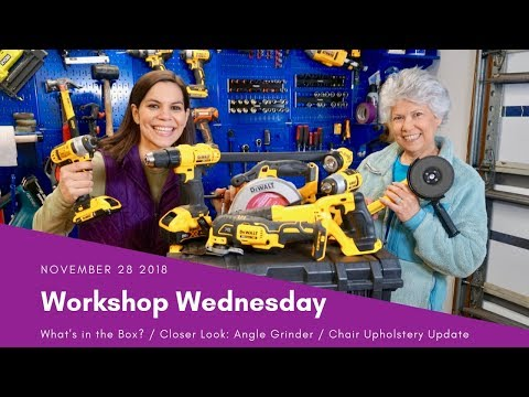 Workshop Wednesday: 8 Must-See Tools & DIY Confessions!