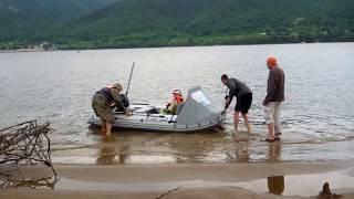 видео Надувные лодки ПВХ в Самаре