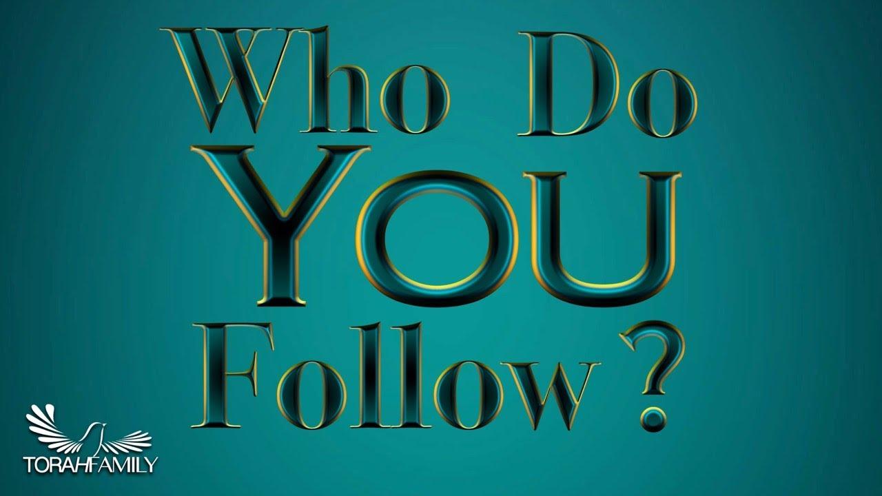 Who Follows Who