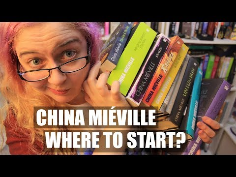 The City & The City | Where To Start With China Miéville #BookBreak