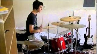Panda - Tripulación, Armar Toboganes (Drum / Bateria Cover)