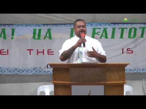 Pr Meshac Soli - Youth Tent Morning Devotional - Day 4