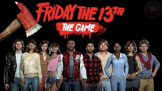 Friday The 13th The Game | Live Stream | EP11 | Friday The 13th The Game Gameplay