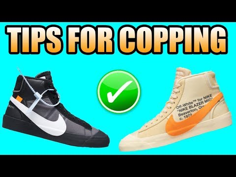 f5ef4cac265 Tips For Copping The OFF WHITE HALLOWEEN BLAZERS ! | Grim Reaper ...