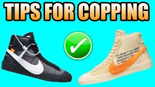 Tips For Copping The OFF WHITE HALLOWEEN BLAZERS ! | Grim Reaper Blazer / All Hallows Eve Blazer