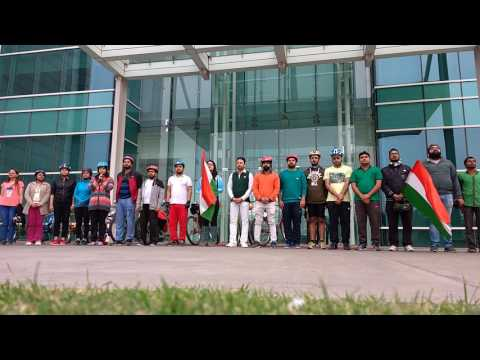 Republic Day Celebration at HCL Technologies Sector 126 Noida