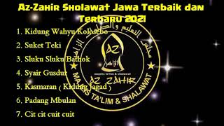 Kidung Wahyu Kolosebo Azzahir Sholawat Jawa Terbaik Terbaru 2021 full bass album cek sound glerr