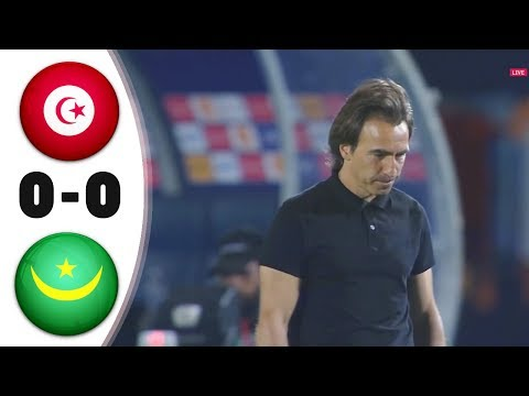Mauritania vs Tunisia 0-0 Extended Match Highlights (02/07/2019)