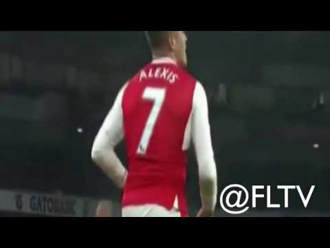 Arsenal vs Stock City 3-1 English Premier League Highlights