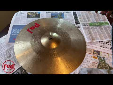 How to clean your cymbals? A Lizard Spit Review: remove finger prints and stick marks!
