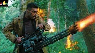 Ranadheera Movie Jayam Ravi Powerful Action Scene | Sri Balaji Video