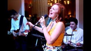 Кавер группа Vanilla Sunrise / группа на свадьбу, юбилей, корпоратив / живая музыка на праздник