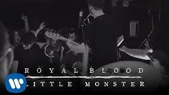 Royal Blood - Little Monster (Official Video)