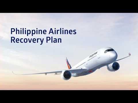 Philippine Airlines Recovery Plan