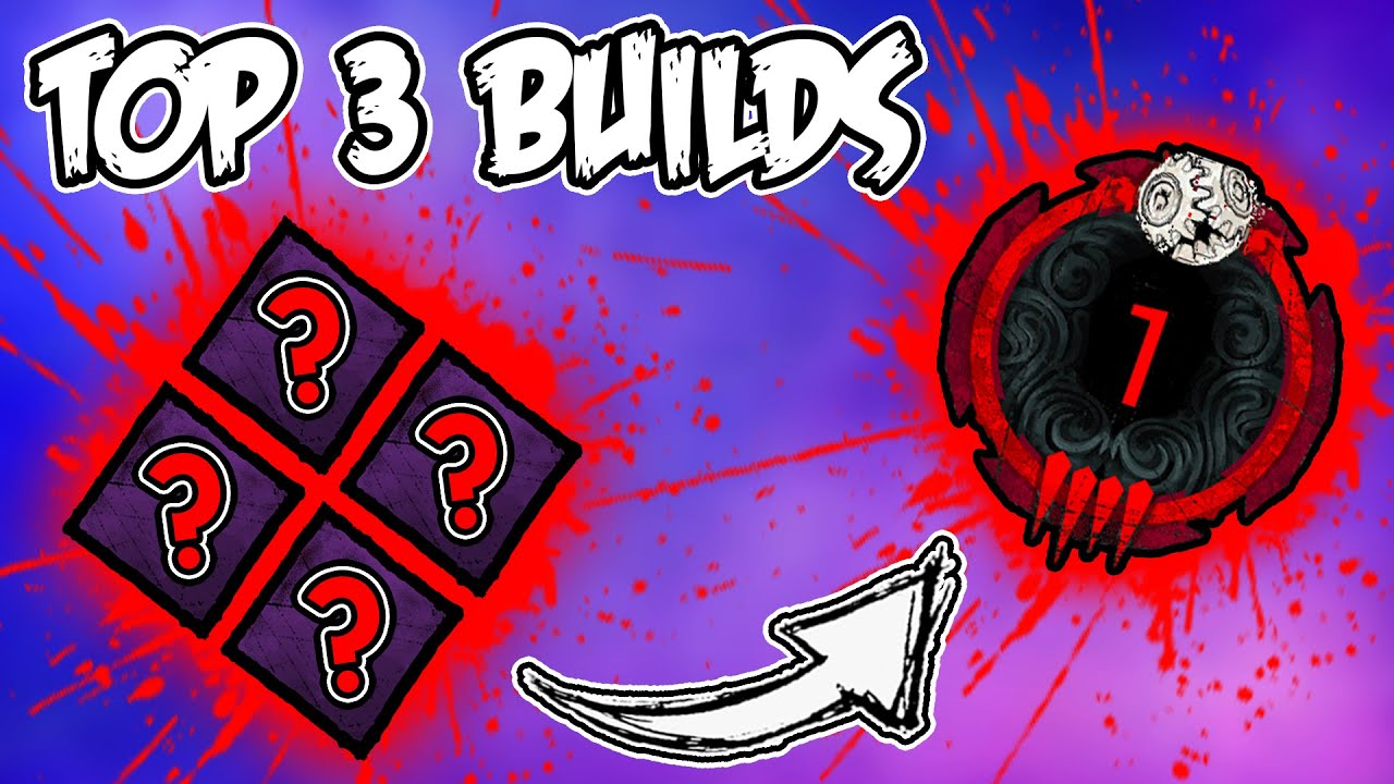 Download Top 3 BEST Survivor Builds to Rank up FAST in DBD 2021 [Dead by Daylight Guide]