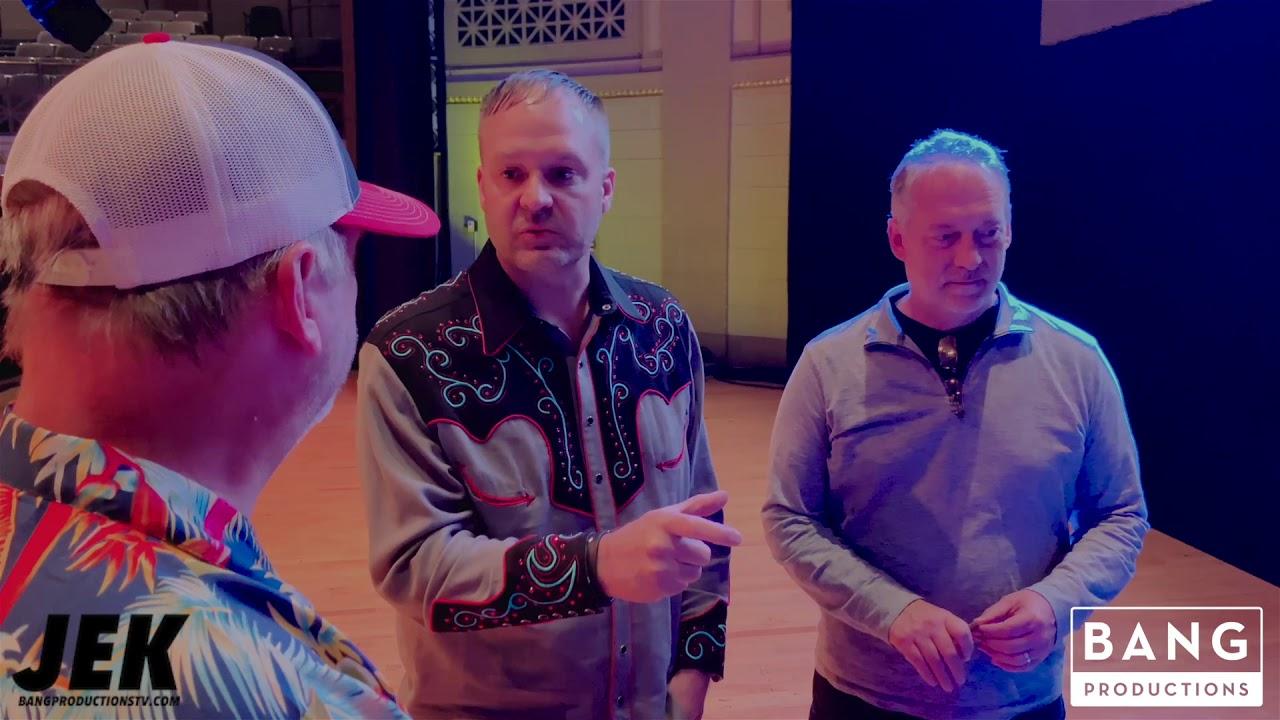 JOHN EDMONDS KOZMA: JEK EXPLAINS BANG TV - COMEDY BANG PRODUCTIONS