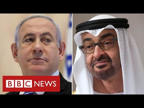 """Israel Signs """"historic Deal"""" With UAE To Normalise Relations - BBC News"""