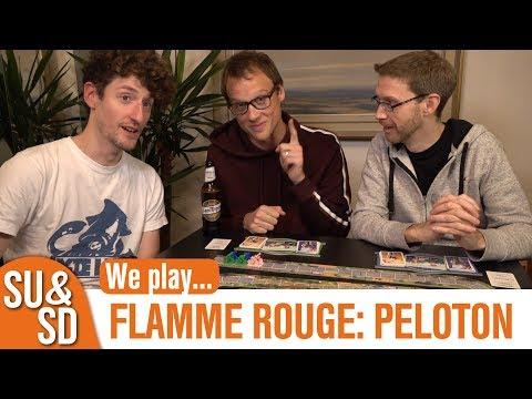 Shut Up & Sit Down Play... Flamme Rouge: Peloton!