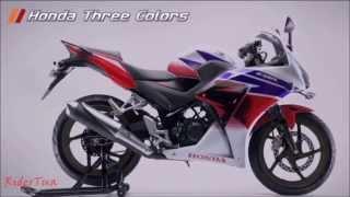 Spesifikasi Lengkap All New Honda CBR 150 R 2015
