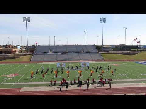 Ralls High School Marching Band