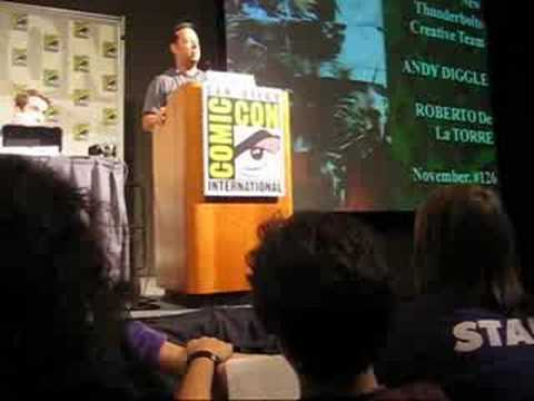 Joe Quesada talks Spider-Man at Comicon '08