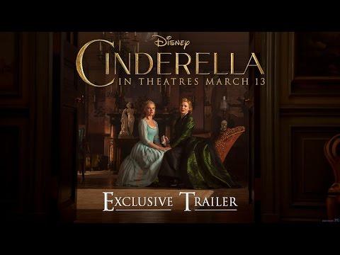 Disney's Cinderella Official US Trailer 2