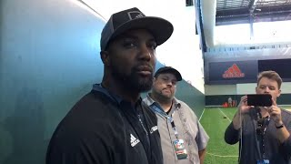 Mike Rumph on importance on UM's spring game