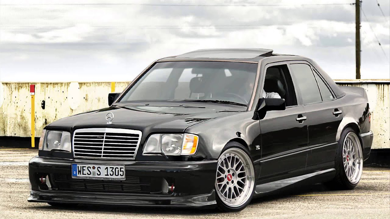 Mercedes benz e class w124 tuning cars youtube for Mercedes benz tuning