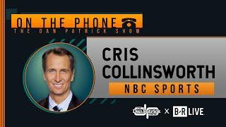 Cris Collinsworth Talks Niners-Packers, Dak, Brady, Replay & More with Dan Patrick   Full Interview