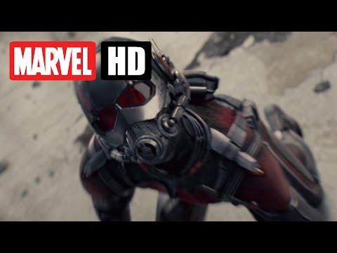 ANT-MAN – Erster offizieller Teaser Trailer (deutsch | German) - Marvel HD