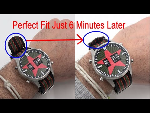 How To Trim Your Nylon Strap To Master The Illusive Anatomy Of The Perfect Fit - Watch And Learn #64