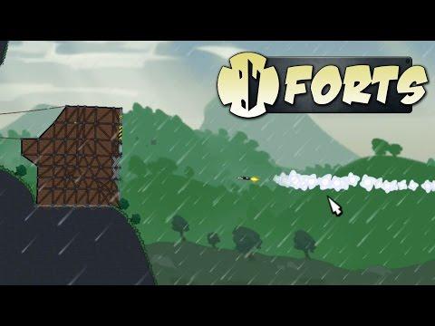 Forts #3 - Metiendo el misil por el agujero | Gameplay Español