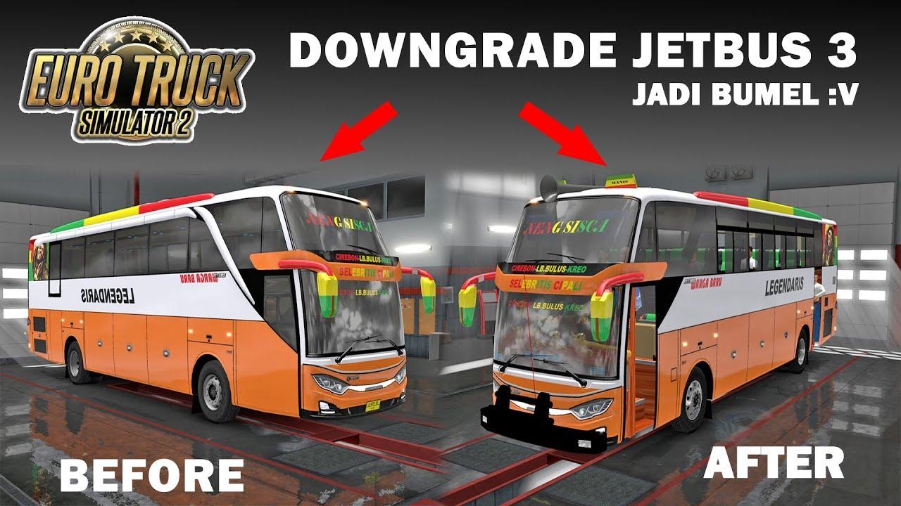 Test Drive Jetbus 3 Rombak Bumel Di Map Meikarta Tangerang Bekasi Ets 2 Mod Indonesia
