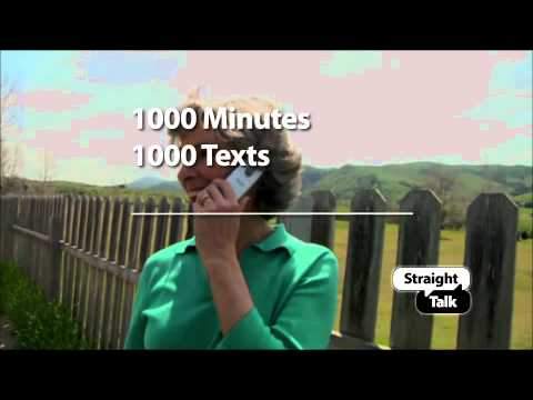 Straight Talk - If you care how much your cell phone costs