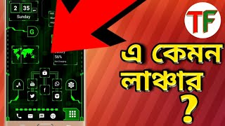 Supar launcher for android || Tech Foundation ||