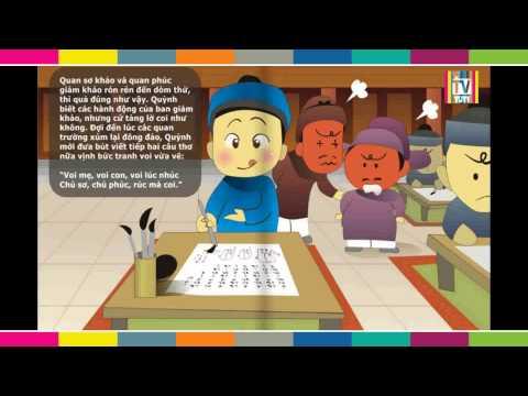 Truyện Trạng Quỳnh - Thừa Giấy Vẽ Voi