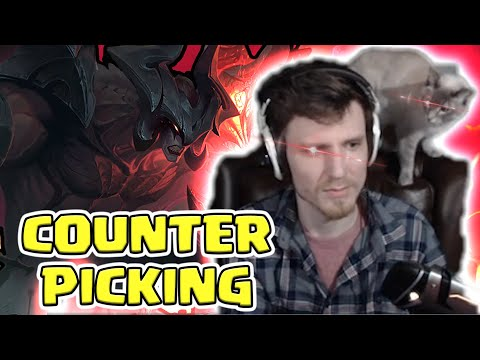 HASHINSHIN THOUGHTS ON COUNTER PICKING IN LEAGUE OF LEGENDS