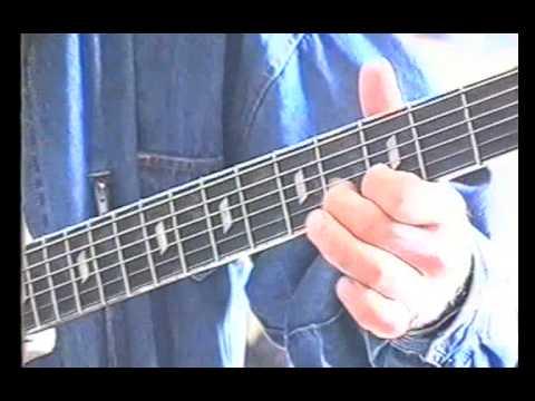 Armen Adamyan - Guitar solo.flv
